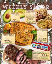 Catalogue Central Market from 11/13/2019