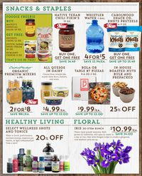 Catalogue Central Market from 01/29/2020