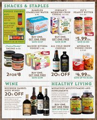 Catalogue Central Market from 02/19/2020