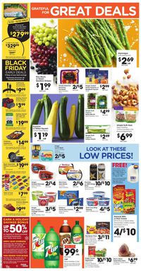 Catalogue City Market - Holiday Ad 2019 from 11/20/2019