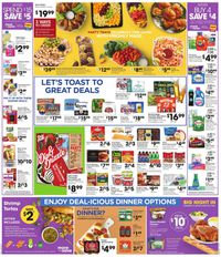 Catalogue City Market - Holiday Ad 2019 from 11/29/2019