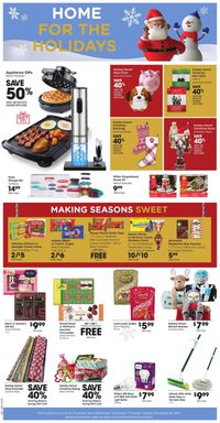 Catalogue City Market - Holiday Ad 2019 from 12/11/2019