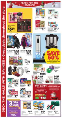 Catalogue City Market - Christmas Ad 2019 from 12/18/2019