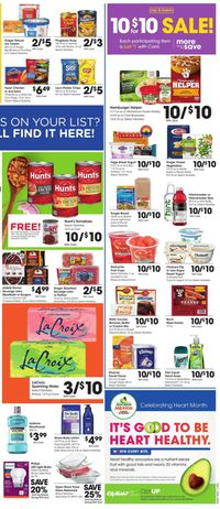 Catalogue City Market from 02/26/2020