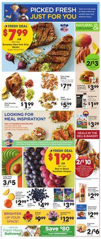 Catalogue City Market from 04/22/2020