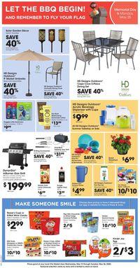 Catalogue City Market from 05/20/2020