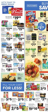 Catalogue City Market from 06/03/2020