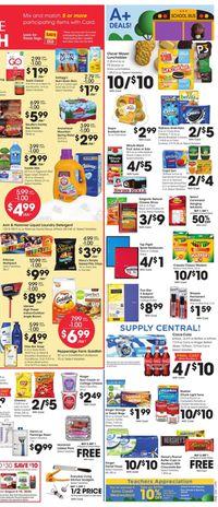 Catalogue City Market from 08/05/2020