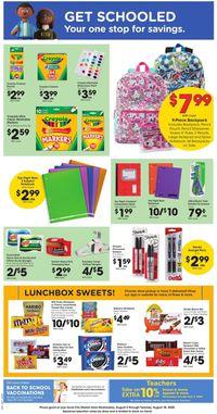 Catalogue City Market from 08/12/2020