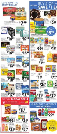Catalogue City Market from 08/19/2020