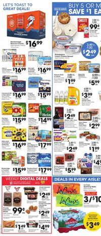 Catalogue City Market from 09/16/2020