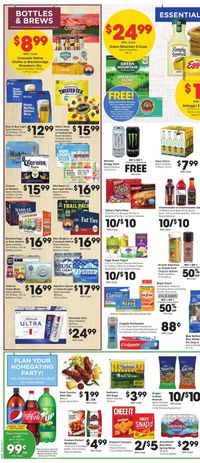 Catalogue City Market from 09/23/2020