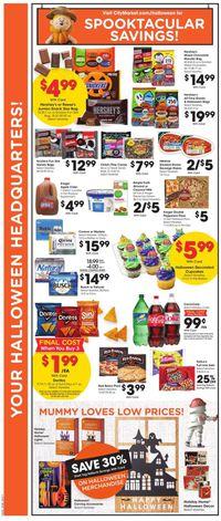 Catalogue City Market from 10/21/2020
