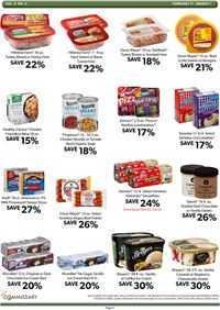 Catalogue Commissary from 02/17/2020