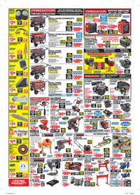 Catalogue Harbor Freight from 05/01/2019