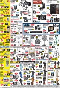 Catalogue Harbor Freight from 07/01/2019