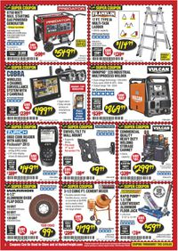 Catalogue Harbor Freight from 04/01/2020