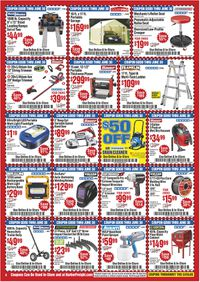 Catalogue Harbor Freight from 05/01/2020