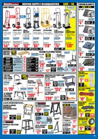 Catalogue Harbor Freight from 09/09/2020