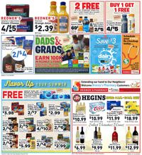 Catalogue Redner's Warehouse Market from 06/10/2021