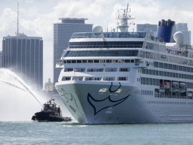 Cruise Bookings Are Up for 2021
