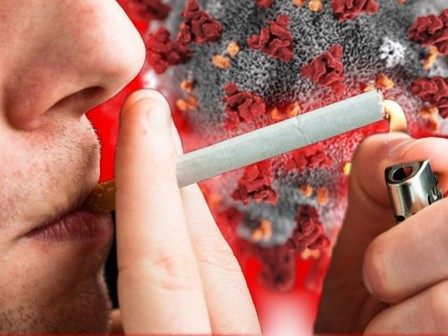 Coronavirus tip: Now may be the best time to quit smoking