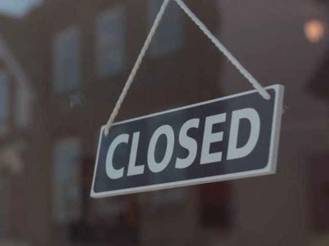 15,000 stores may permanently close this year