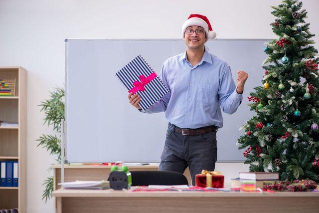 Christmas Gift Ideas for a Teacher